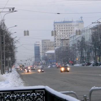 """""""Веселый"""" проспект"""", Марсель Хафизов"""