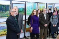 Теплая встреча с художниками уроженцами Иглинского района