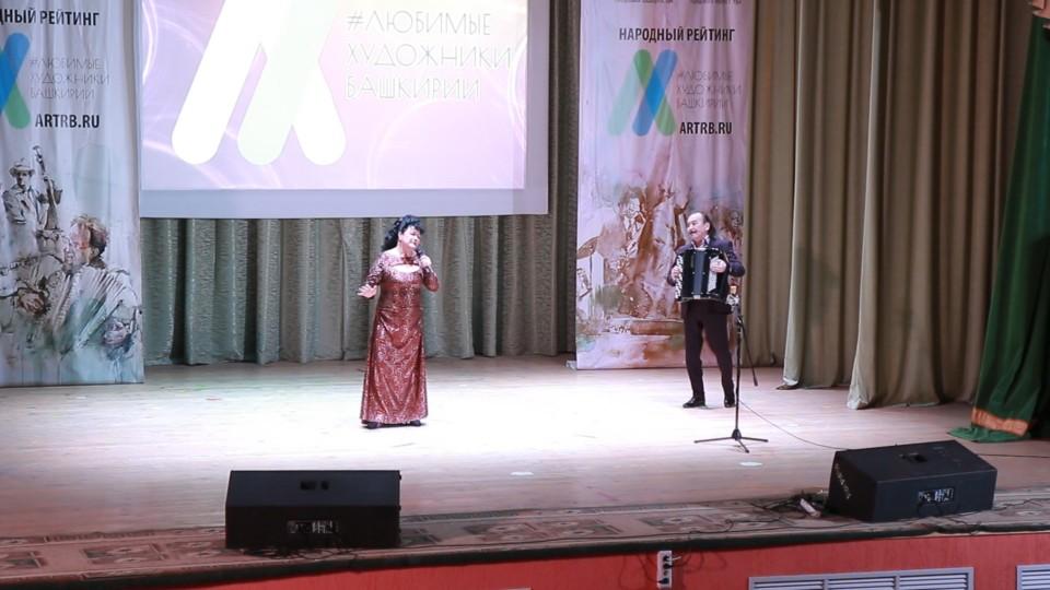 Проект «Любимые художники Башкирии» отправился в тур по республике