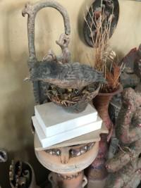 Образы родного края в керамике художника Виталия Николаева