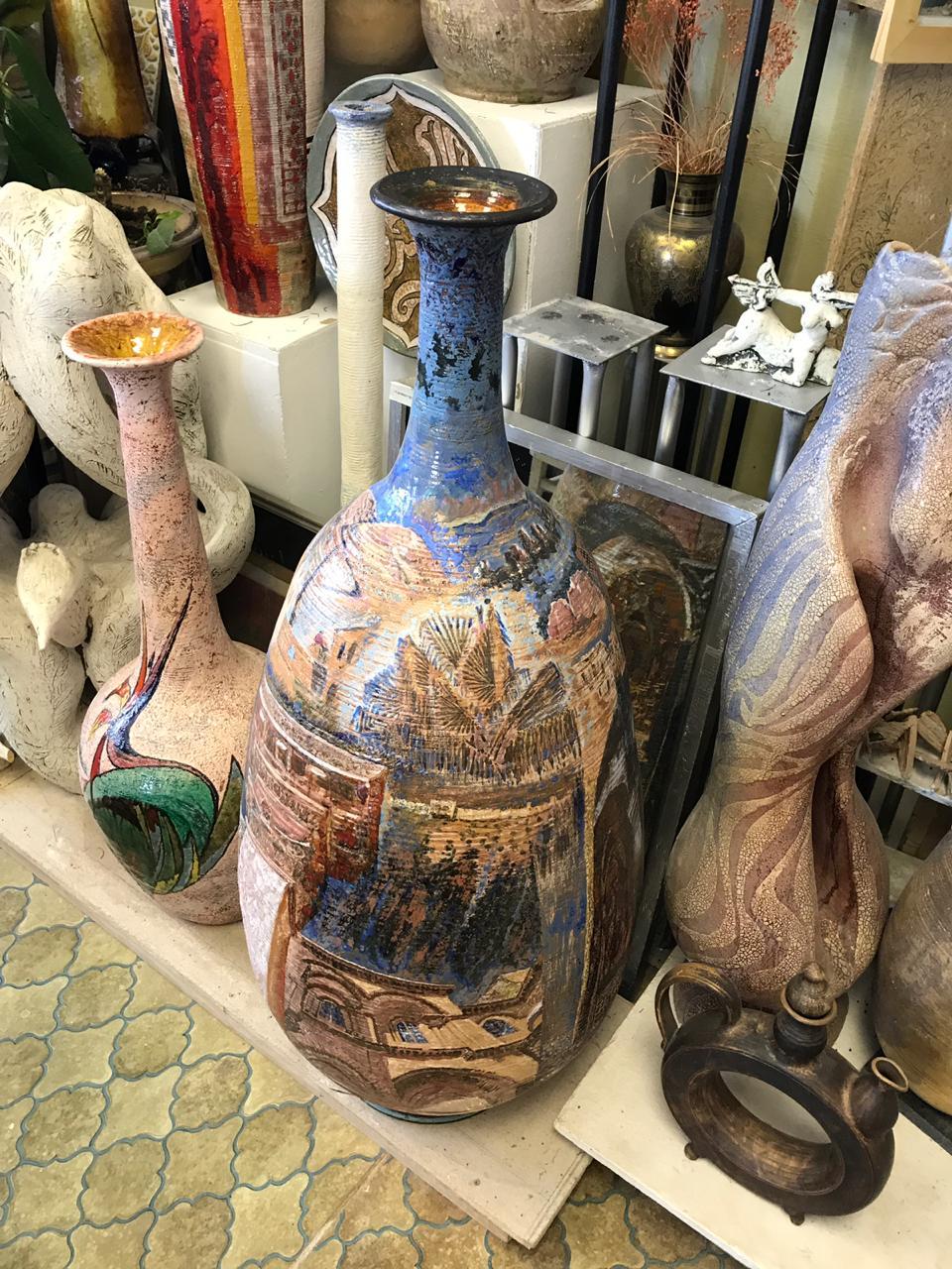 В гостях у мастеров керамики Михаила и Ирины Таран