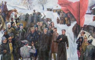 Легенды башкирской живописи: художник Рашит Зайнетдинов
