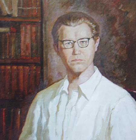 «Анур Вахитов. Портрет», Рашит Зайнетдинов