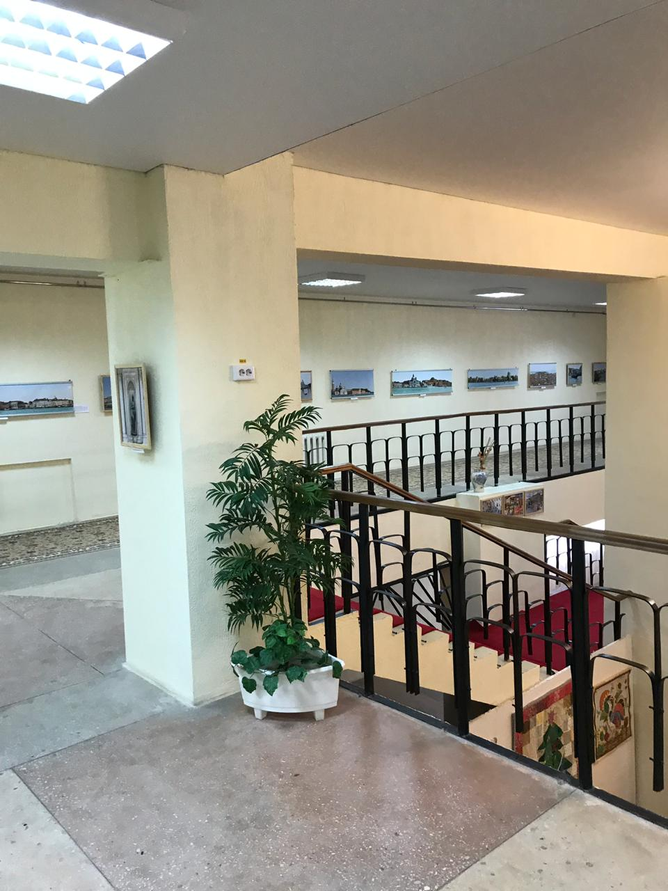 Поездка в Нефтекамск с Айдаром Альметовым и знакомство с галереей «Мирас»