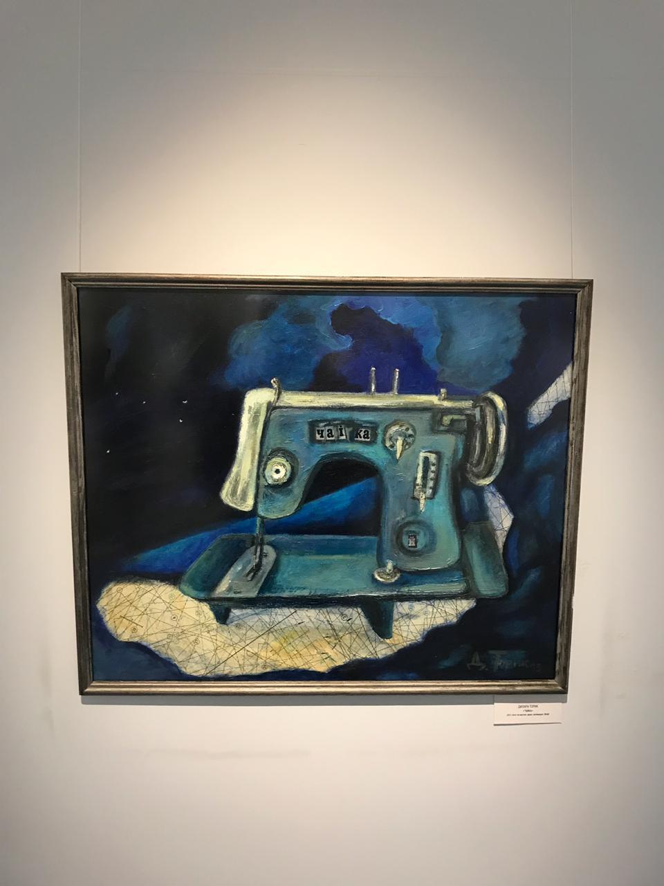 «Иные миры» Нелли Акчуриной и Дилары Торик: открытие совестной выставки