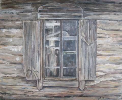 «Время», Альберт Хабибуллин, 2016, холст, масло, 50х60