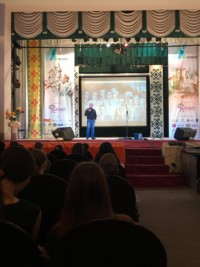 Художественный тур проекта «Любимые художники Башкирии»: встреча с художниками на родине Мажита Гафури