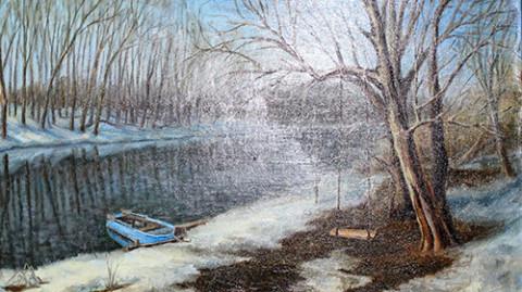 """""""Весна идет"""", выставка"""