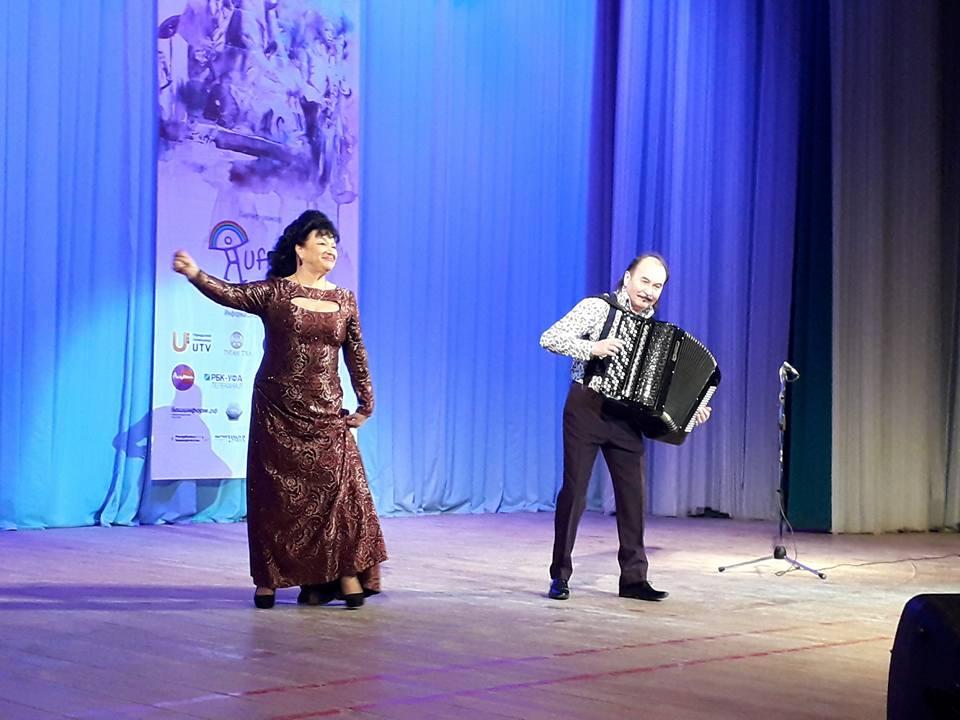 Выступают Назифа Кадырова и Гали Алтынбаев