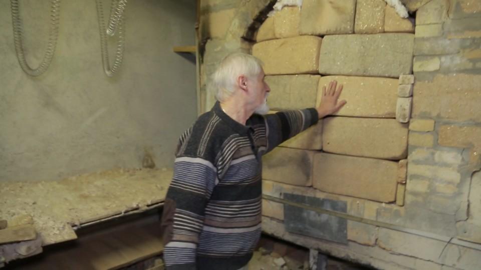 Михаил Таран, художник-керамист, член Союза художников России