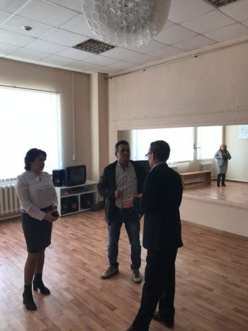 Художественный тур проекта «Любимые художники Башкирии»: выставка в художественной школе г. Дюртюли