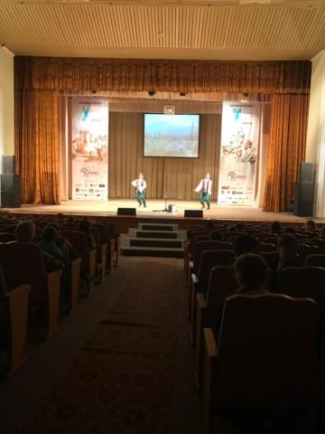 Художественный тур проекта «Любимые художники Башкирии»: встреча с художниками в г. Дюртюли