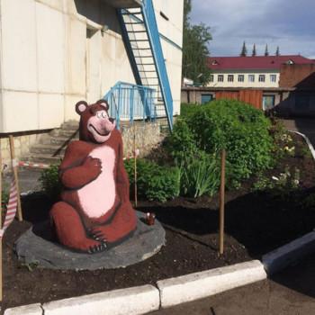 «Медведь», Камиль Бузыкаев