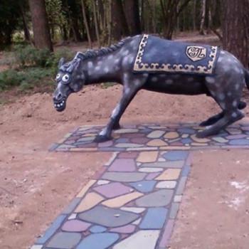 «Конь», Камиль Бузыкаев