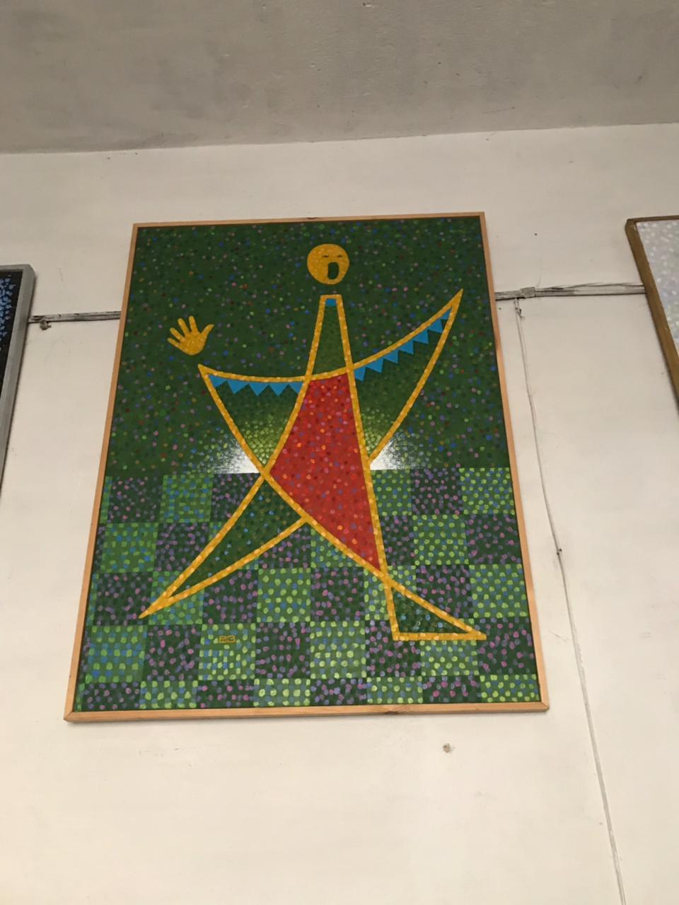 Картины башкирского художника Рашита Загидуллина