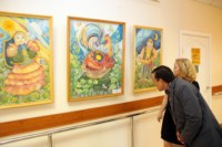 «Художники твоего города»: встреча с художниками из Стерлитамака