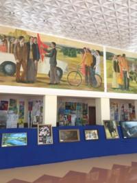 Проект «Любимые художники Башкирии» приехал в Балтачевский район!