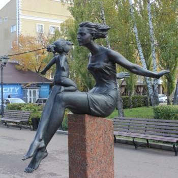 Скульптура 1, Александр Пименов