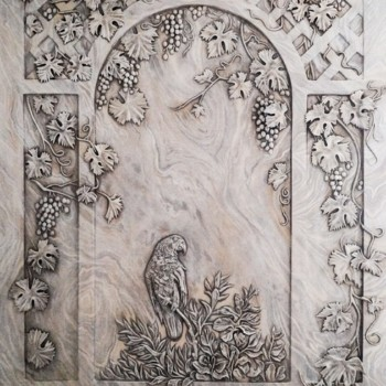 «Виноградная арка», Руслан Султанов