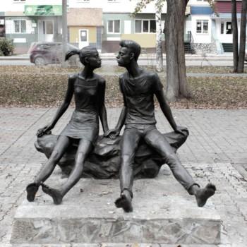 Скульптура 2, Александр Пименов