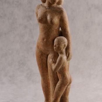 «С мамой. (Первенец)», Тагир Субханкулов
