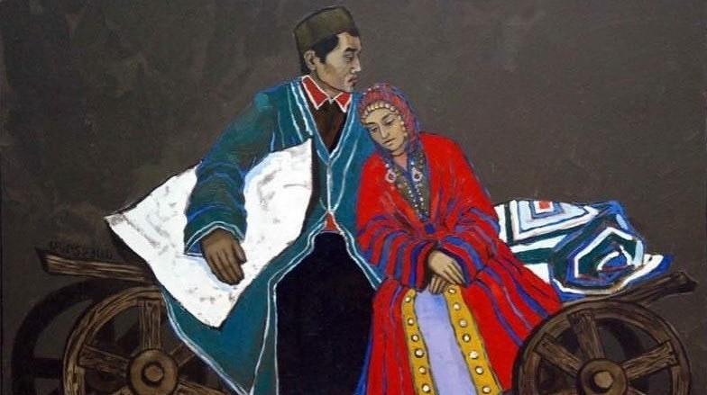«Любимые художники Башкирии» поздравляют с Днём семьи, любви и верности!