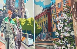 Самое большое граффити в Башкирии