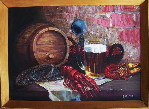 Художественная выставка творческой группы «Башкирский мёд»