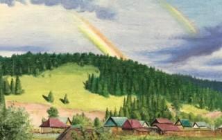 Открытие персональной выставки художника Наиля Шакирова