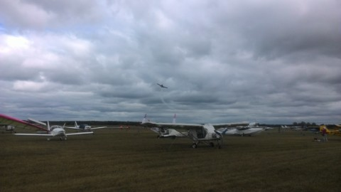 Второй этап всероссийского Слёта любителей авиации