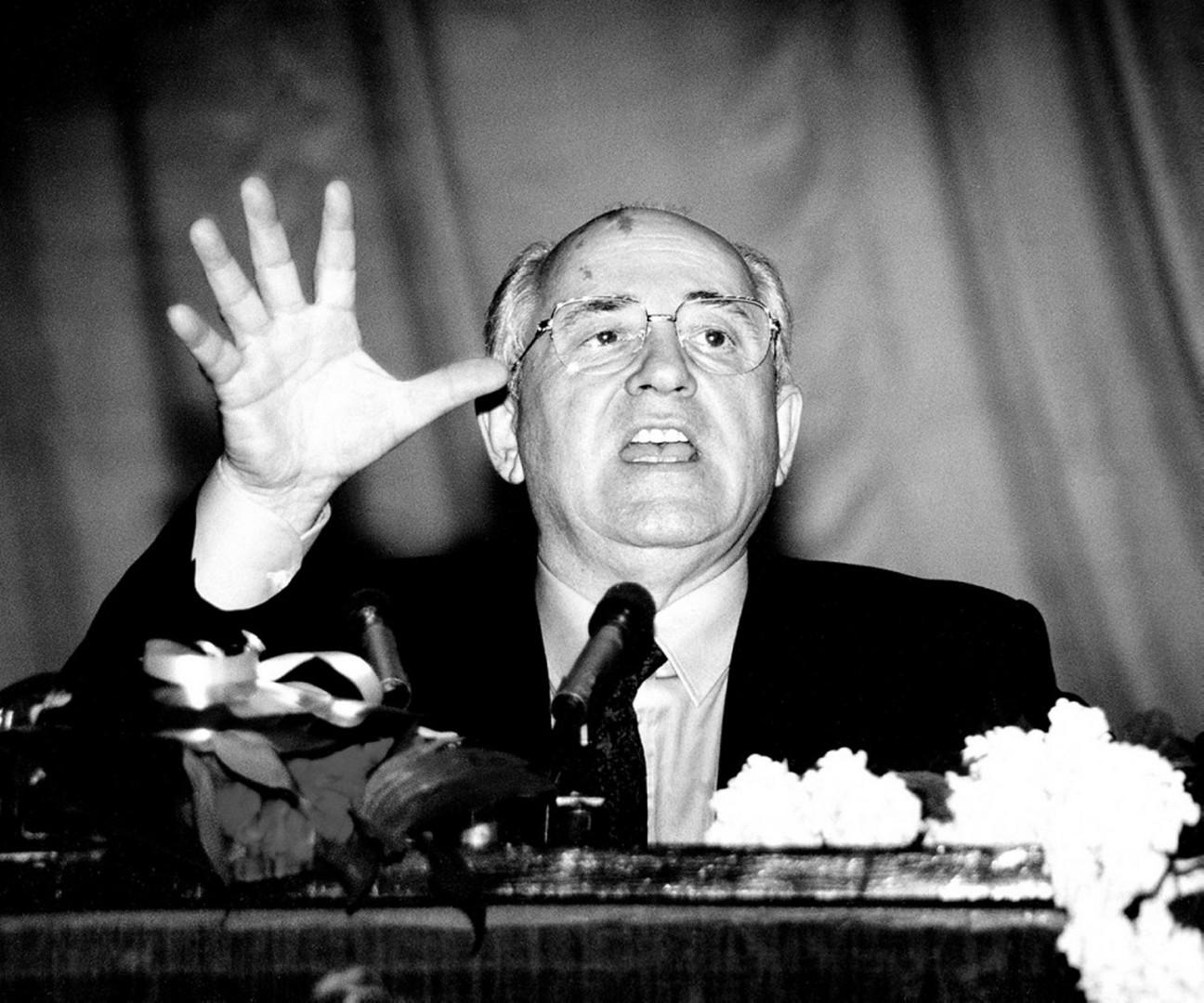 «Михаил Горбачев – первый Президент СССР», Рамиль Кильмаматов