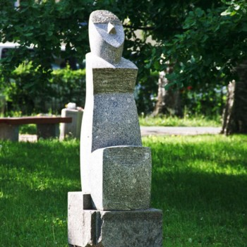 «Смотрящий в небо», Фирдант Нуриахметов (Салиравия)