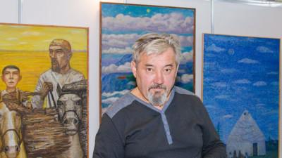 ART-очерки Татьяны Красновой: художник Джалиль Сулейманов