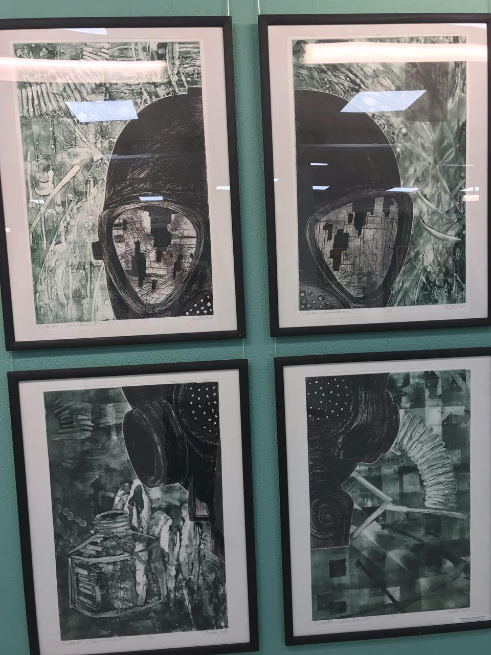 «Учитель и ученики» – выставка памяти Камиля Губаевича Губайдуллина