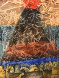 «Цветок папоротника. Акварель»: открытие персональной выставки художника Ольги Самосюк