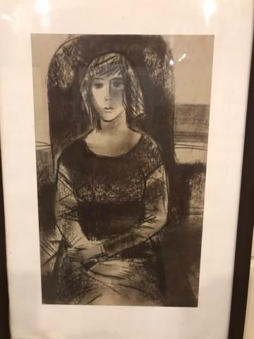 Открытие выставки работ башкирского художника Роберта Ягафарова