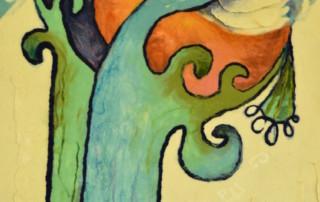 Выставка по проекту художественного войлока «Тамга»