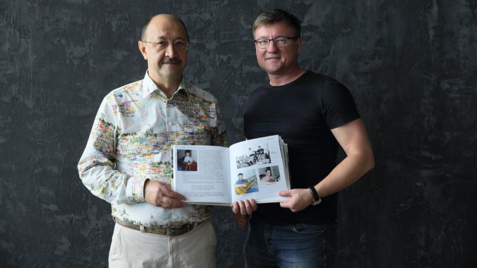 Новые партнёры нашего проекта: известный уфимский фотограф Кирилл Ермолаев и его студия ART MAGIC SCHOOL!