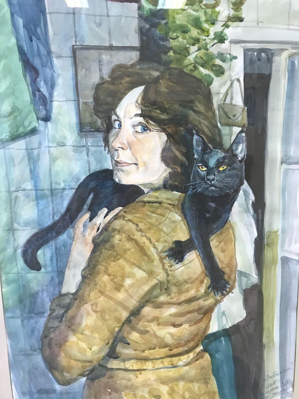 «Откровения души» – открытие выставки работ 8 башкирских художников