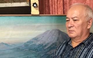 В гостях у башкирского художника Файзрахмана Исмагилова