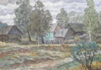 Открытие выставки, посвященной 95-летию со дня рождения уфимского художника-живописца Леонида Круля