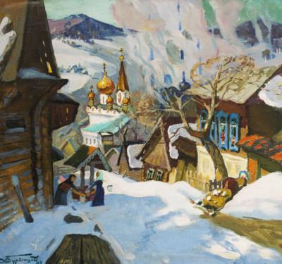 «...Счастлив тем, что дышал и жил...» – выставка к 90-летию со дня рождения Александра Бурзянцева