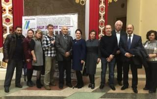 Художественный тур проекта №16 – встреча с художниками в городе Салават
