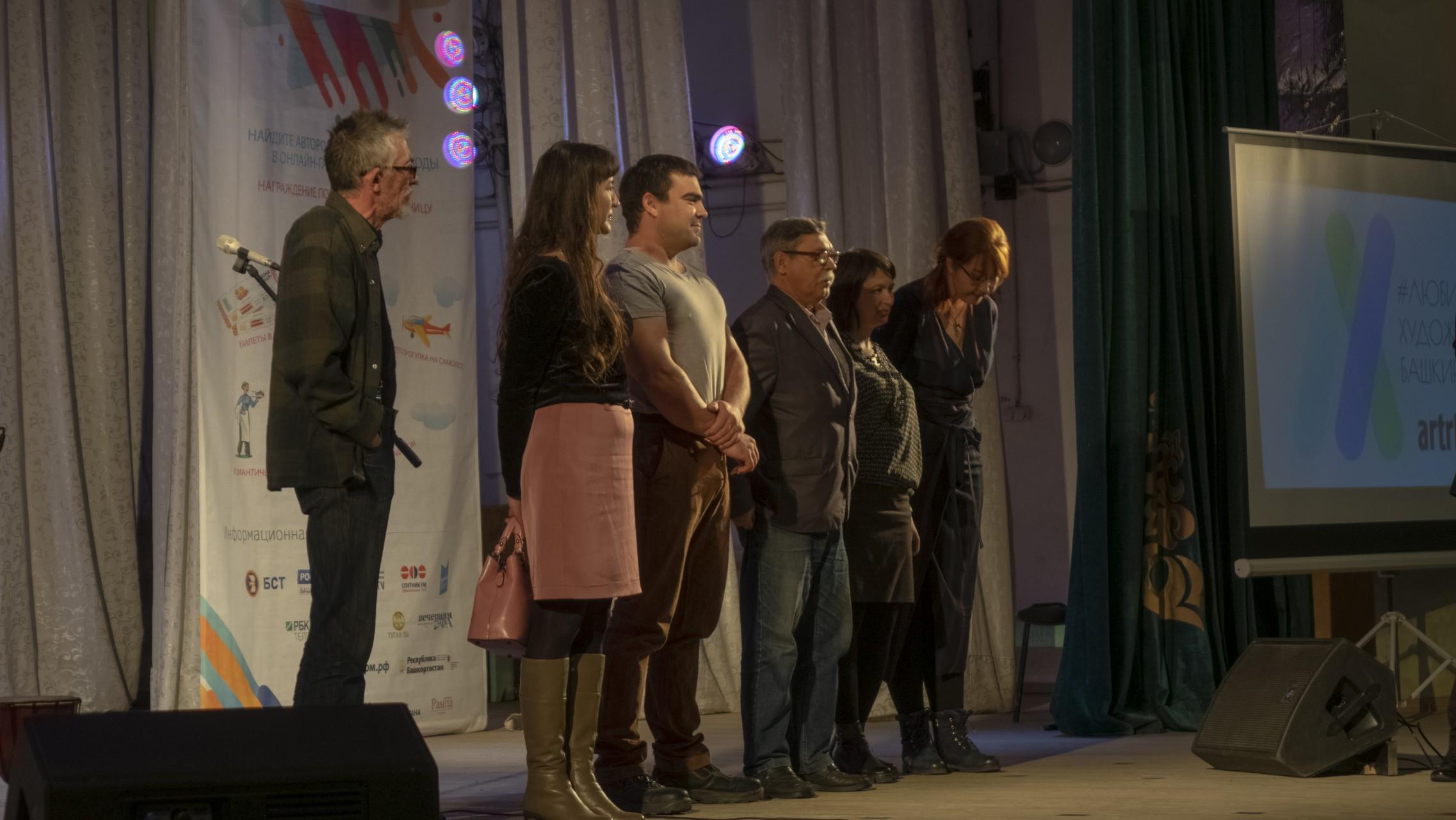 Художественный тур проекта №21 – встреча с художниками в городе Учалы
