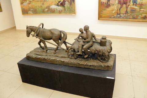 «Дорога», Файзуллин И.Ф., 2012, руководитель Лобанов В.Г.