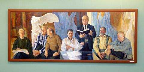 «Наставники», Фролова В.А., 2009, руководитель Зайнетдинов Р.С.