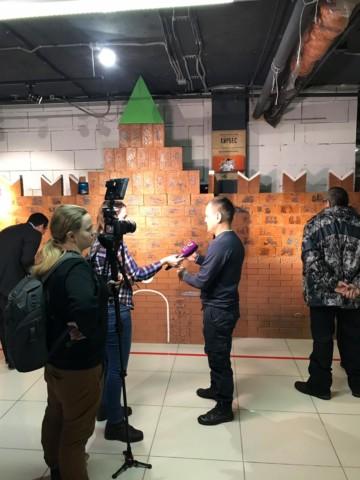 Башкирский художник-карикатурист Камиль Бузыкаев открыл «Кирбес»!