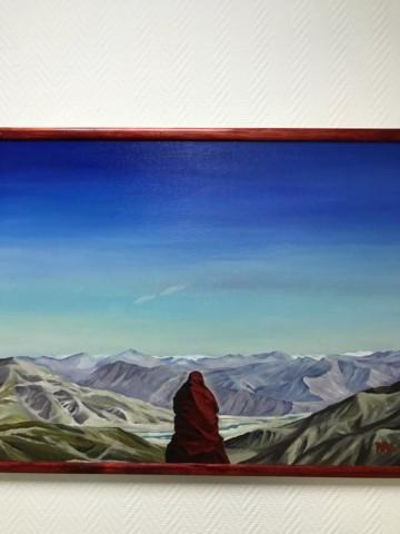 «Китай в наших сердцах»: персональная выставка художника Рустема Миннекаева