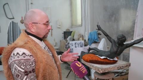 Уфимский скульптор Рустэм Хасанов: «Скульптура – барышня капризная»