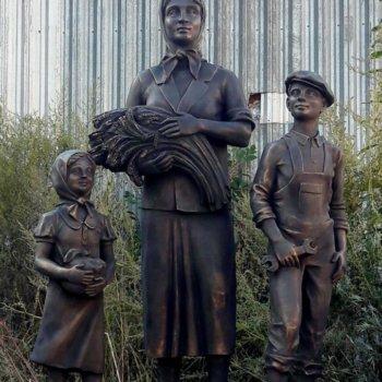 «Труженики тыла и дети войны», Ильдус Закиров